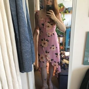 Dresses - Just One Answer floral dress